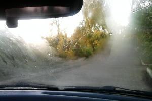 Запотевшие окна в машине