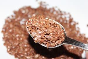 Семена льна для быстрого снижения сахара в крови