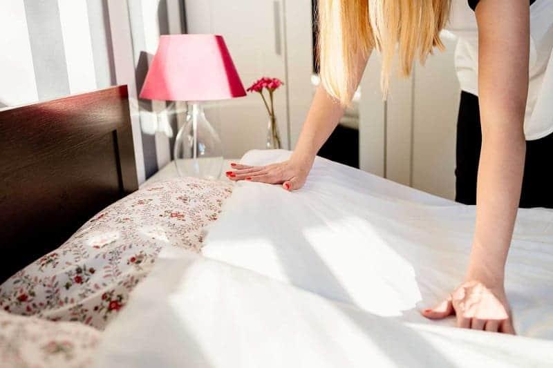 Электризуется постельное белье
