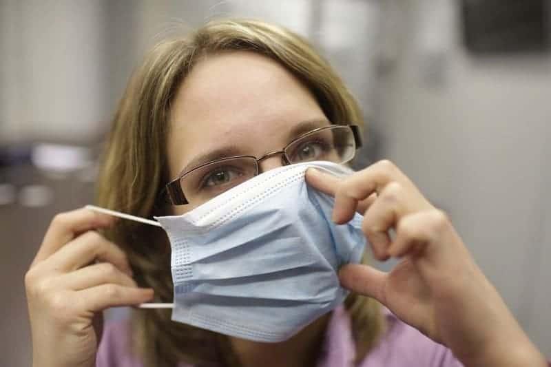 Аптечная маска