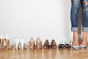 Какой высоты должен быть идеальный каблук?
