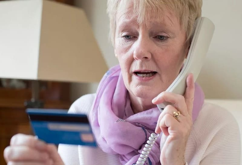 Как защититься пенсионеру от мошенников?