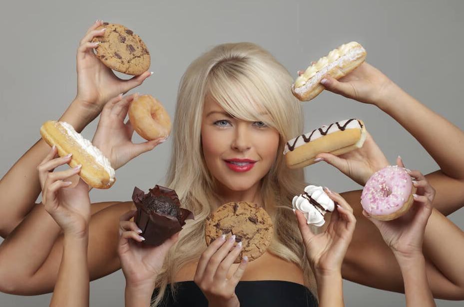 Какие сладости самые вредные?