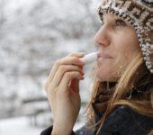 Уход за губами зимой