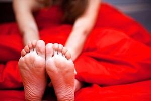 Беспокоят ноги ночью