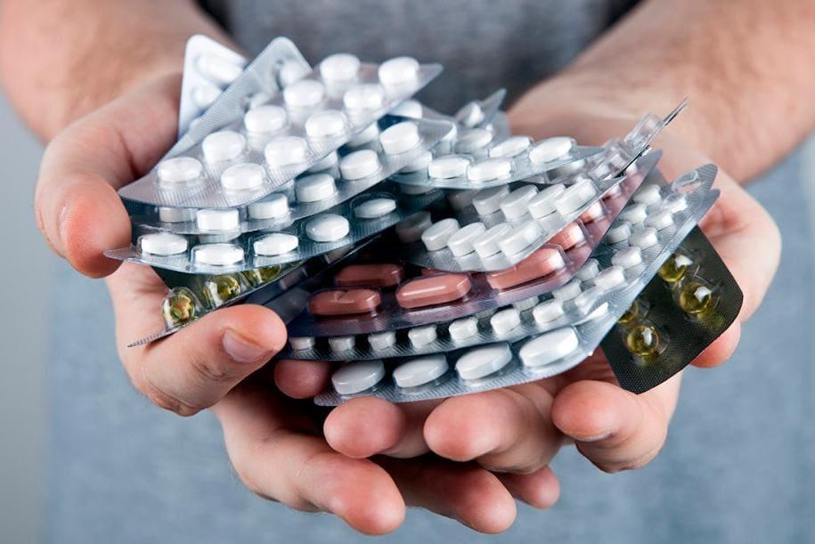 Просроченные таблетки