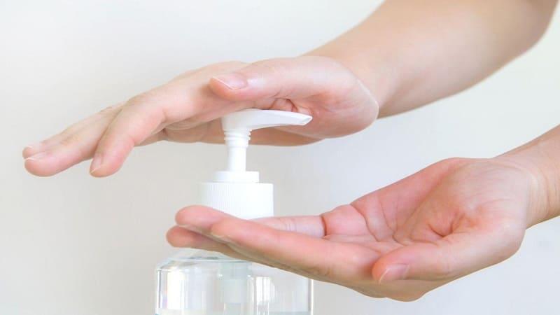 Антибактериальный гель для рук. Состав