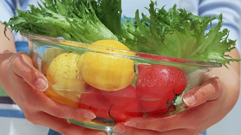 Как избавиться от нитратов в овощах?
