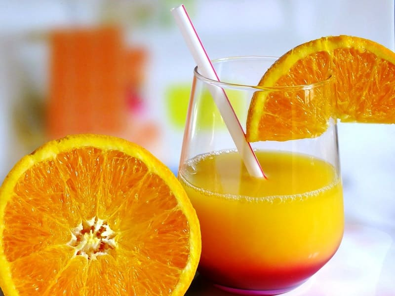 Фанта из апельсинов в домашних условиях