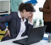 Недостаток движения при сидячей работе