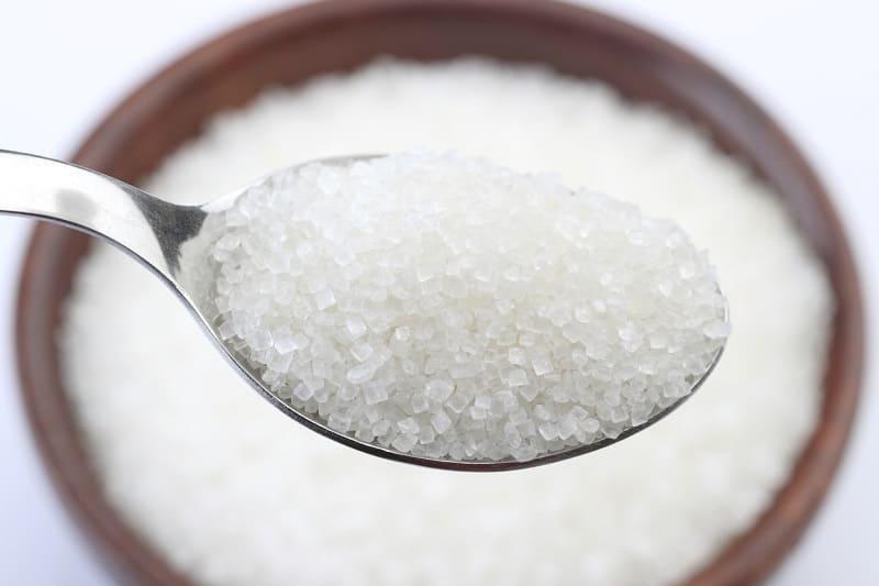 Чайная ложка сахара
