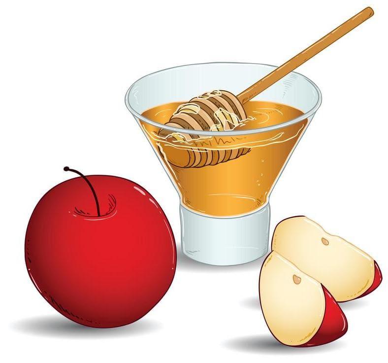 Рецепт напитка яблочного уксуса с мёдом
