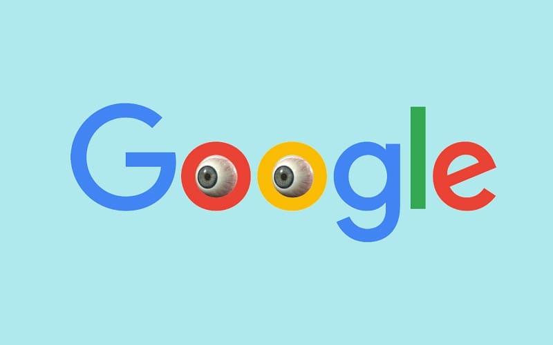 Как гугл следит за нами