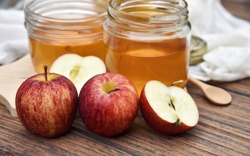Мёд и яблочный уксус