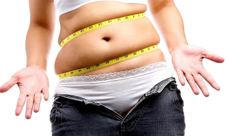 Как убрать жир с живота?
