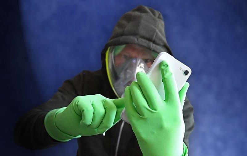 Рассылка СМС при пандемии коронавируса