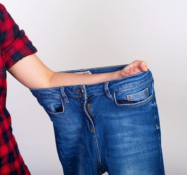 Как определить ширину джинсов?