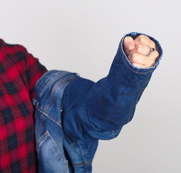 Как проверить не узкие ли джинсы?