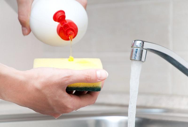 Как усилить средство для мытья посуды?