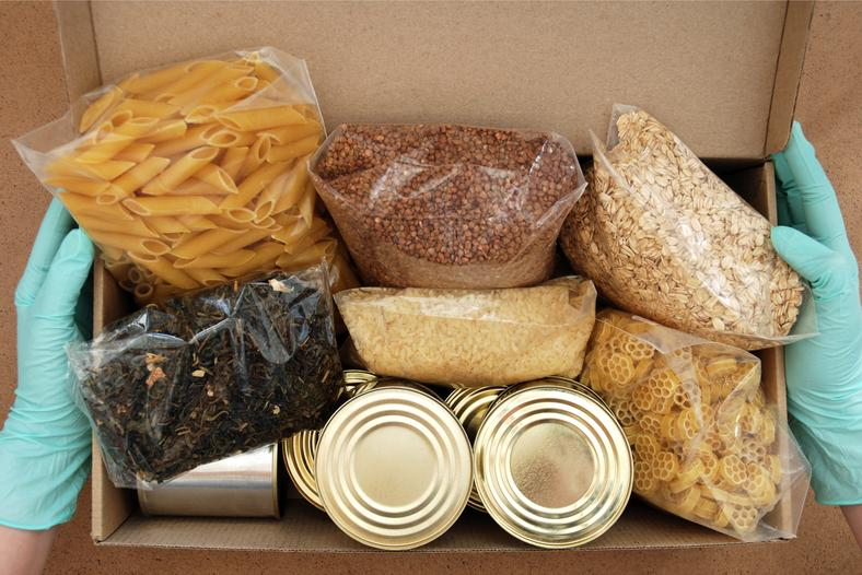 Сыпучие пищевые продукты