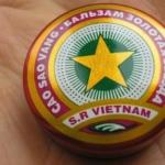 Вьетнамский бальзам звездочка