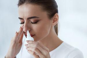 Увлажнение слизистой носа