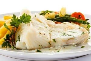 Варёная рыба для похудения. Как приготовить?