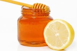 Мёд и лимон для кожи рук