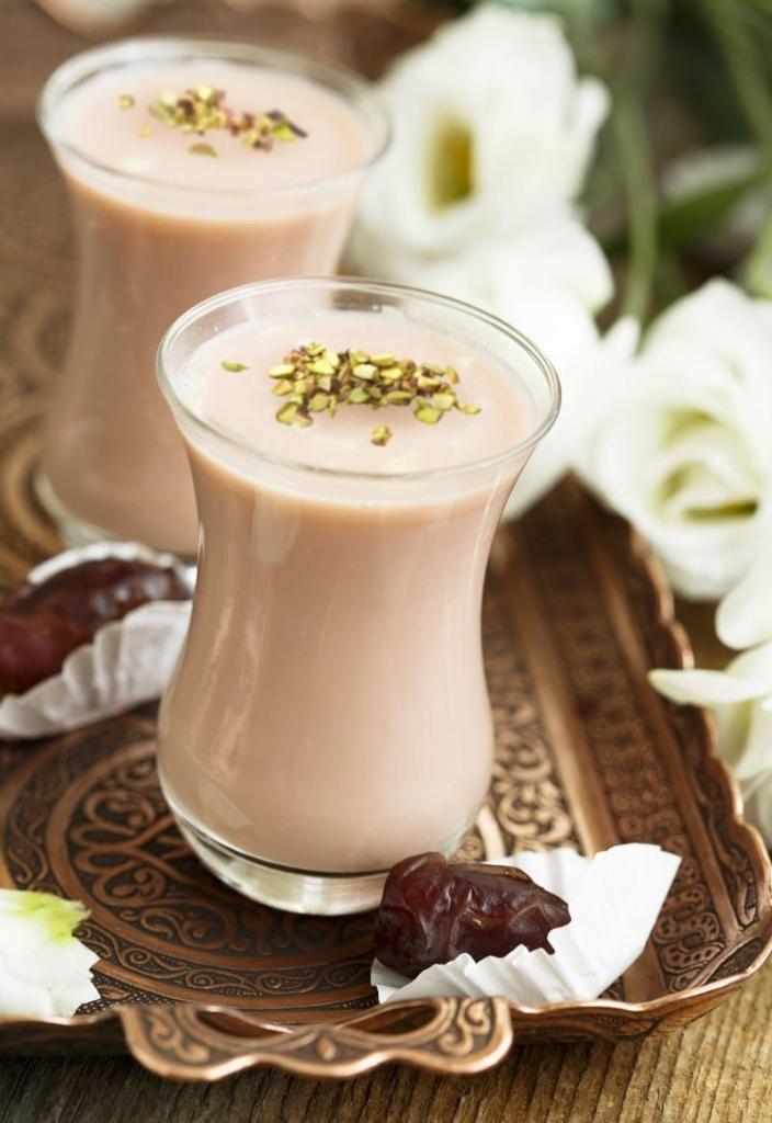 Напиток из Кашмира