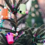 Пластиковые стаканчики для украшения ёлки
