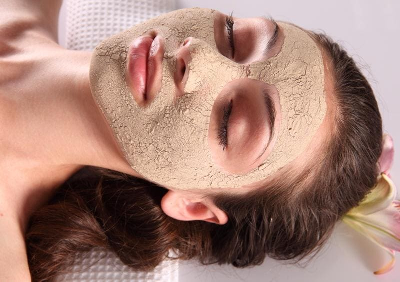 Дрожжевая антивозрастная маска