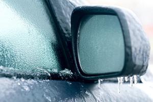 Замерзают стекла в машине