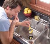 Запах из раковины на кухне