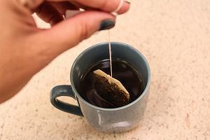 Завариваем чайный пакетик