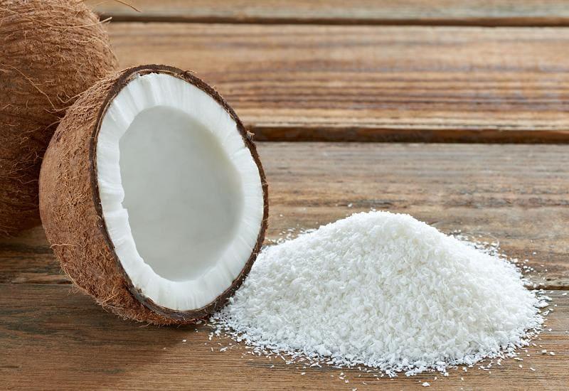 Кокос и кокосовая стружка