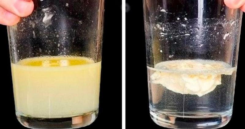 Определяем качество сливочного масла в горячей воде
