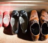 Обувь дома