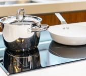 Посуда на индукционной плите
