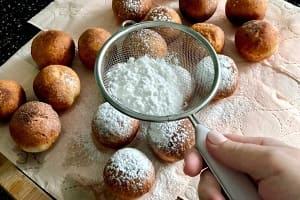 Как сделать сахарную пудру?