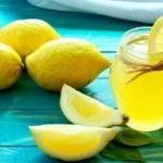 Сироп из лимона как средство от простуды